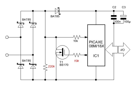 Wiring Diodes In Series